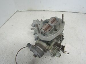 74 Ford Mustang Carburator Remanufactured Double Barrel