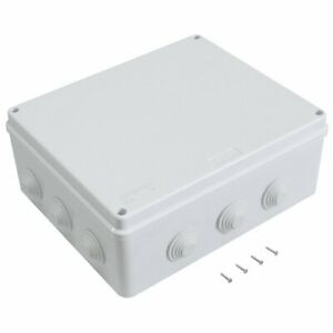 Abs Plastic Waterproof Boxes For Outdoors Junction Electrical Project Enclosure