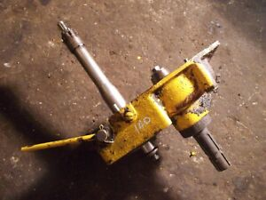 International 140 Tractor Pto Power Take Off Assembly Input Drive Shaft