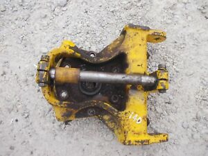 International 140 Tractor Orgnl Frontend Front End Implement Holder