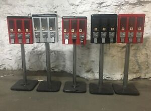 Lot Of 12 Route Master Candy Vending Machines