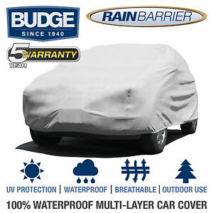 Budge Rain Barrier Suv Cover Fits Toyota Land Cruiser 1978 waterproof breathable