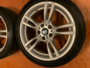 Bmw M Series Style 400 3 4 Series Oem 18 Wheels Rims F30 F31 F32 F33 F36