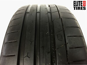 1 Continental Extremecontact Sport P225 40zr18 225 40 18 Tire 8 75 9 25 32