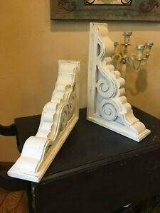 Large Victorian Corbels Brackets Sold Individually