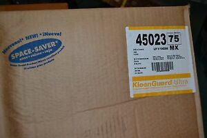 24 Kimberly Clark Kleenguard Ultra Protective Gear Coveralls Blue Large 45023