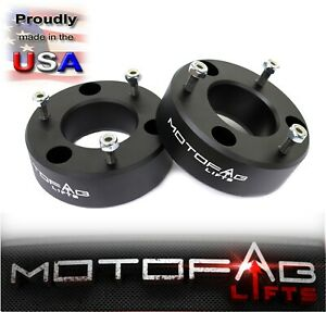 3 Front Leveling Lift Kit For 2007 2019 Chevy Silverado Gmc Sierra Gm 1500