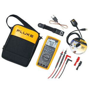Fluke 289 fvf True rms Logging Multimeter Combo Kit With Trendcapture