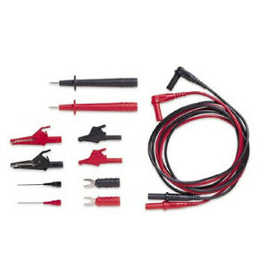 Pomona 5673b Electrical Dmm Test Lead Kit For Most Hand held Meters