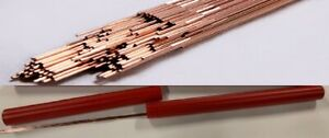 Er70s2 Mild Steel Tig Welding Rods 5ibs 1 16 Wire 70s2 1 16 x36 With Red Tube