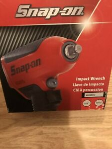Snap On 3 8 Drive Hi Vis Yellow Super Duty Air Impact Wrench Mg325hv New