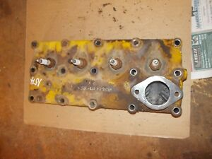 International Cub 154 Tractor Ih Ihc Working Engine Motor 4 Cylinder Head