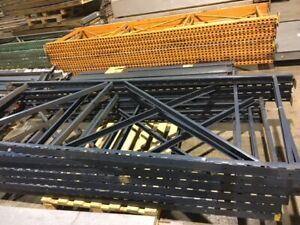 Various Heavy Duty Pallet Rack Racking Shelving Racks Warehouse Storage