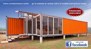 3 40 Ft Universal Container Homes 960 Sqft Brand New Made In Usa