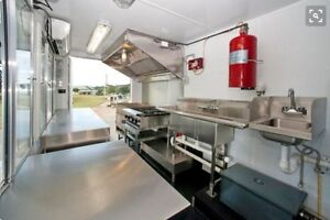 40 Ft Kitchen 320 Sqft portable new Made In Usa By Universal Container Homes