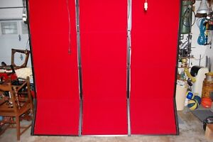 Skyline Reflex Display Trade Show Booth Photography Backdrop Lights