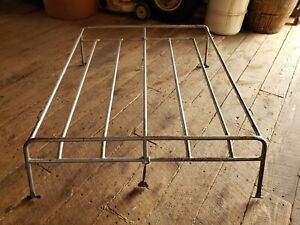 True Vintage Volkswagen Beetle Vw Roof Rack Nice local Pickup Only