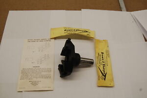 Brown Sharpe No 20d Balance Turning Tool W instant Blade Setting