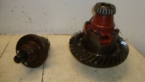 Ford 960 Tractor Rearend Ring Pinion Gears 900