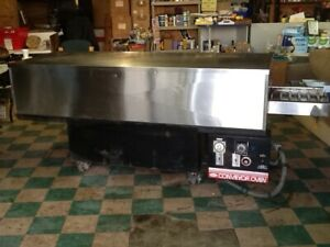 Hatco 11 Feet Long Commercial Pizza Of Cookies Etc