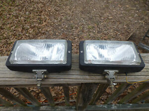 Classic Bosch 1305620331 Driving Lights Fog Lights Bmw Saab Mercedes 4 X 8