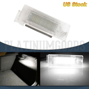 2pcs Led Vanity Mirror Light Lamp For Vw Golf Jetta Passat Tiguan Polo Scirocco