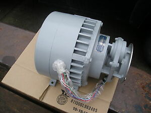Gear Motor And Clutch Assembly Ac 338 541 Volt Nos