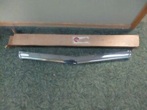 1963 Chevy Impala Grill Guard Nos Gm 3828354