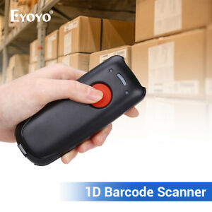 3 In 1 Handheld Ccd Barcode Scanner Reader Three Scanning Mode For Windows Pos