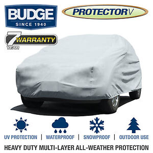Budge Protector V Suv Cover Fits Toyota Land Cruiser 1978 waterproof breathable