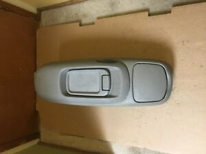 Used 1995 99 Chevrolet Truck Yukon Center Console Grey