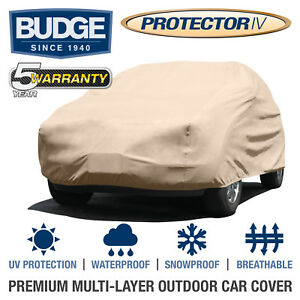 Budge Protector Iv Suv Cover Fits Toyota Land Cruiser 1977 Waterproof Breathable