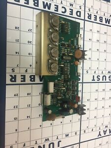 32 4070 Haas A Axis Only Board
