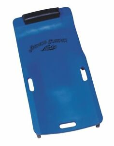 Lisle Blue Low Profile Plastic Creeper Urethane Rollers Work Shop Creeper