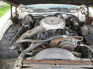 Engine 351 M V8 Ford Thunderbird 77 78 79