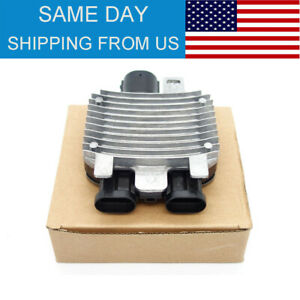 Cooling Fan Relay Radiator Control Module Fit For Volvo S60 S80 V70 Xc70 Xc60 Us