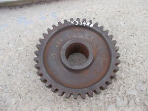John Deere 4320 4020 To S 200999 Tractor Jd Pto Power Take Off Drive Gear R33488