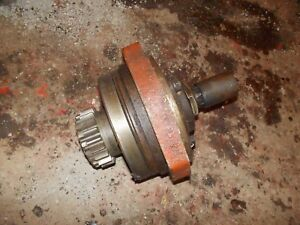 International 300 350 Utility Tractor No Ta Delete Drive Gear Replacement Assemb
