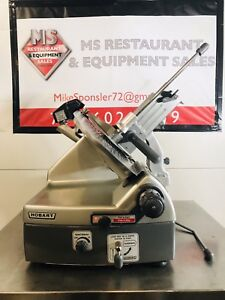 Hobart 2912 Automatic 6 speed 12 Meat Cheese Deli Slicer W New Sharpener
