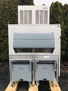 Scotsman Fme2404as 32b 2013 2400 Nugget Ice Maker Follett Ice Trans System