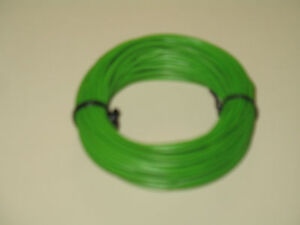 22 Awg Stranded Green Hook up Wire Cable 10m 32 8ft Us Seller