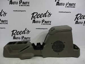 2003 2004 2005 Jeep Wrangler Tj Neutral Center Console With Cup Holders Oem