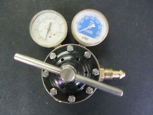 Smith Welding Equipment H1530a 580 Gas Regulator