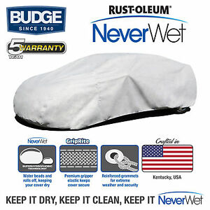 Rust oleum Neverwet Car Cover Fits Ford Mustang 1982 waterproof Breathable