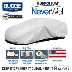 Rust Oleum Neverwet Car Cover Fits Mazda Protege 2002 Waterproof Breathable