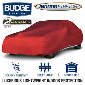 Indoor Stretch Car Cover Fits Chevrolet Camaro 2002 Uv Protect Breathable