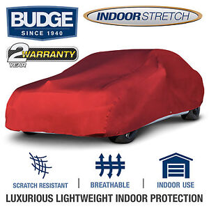 Indoor Stretch Car Cover Fits Chevrolet Camaro 2011 Uv Protect Breathable