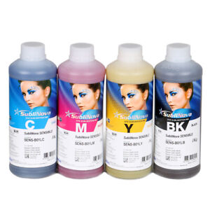 Inktec Sublimation Ink sublinova Sensible Set 4liters