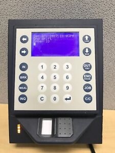 Timelink Tlt3000 Biometric Fingerprint Attendance Time Clock Management