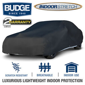 Indoor Stretch Car Cover Fits Mazda Protege 2002 Uv Protect Breathable